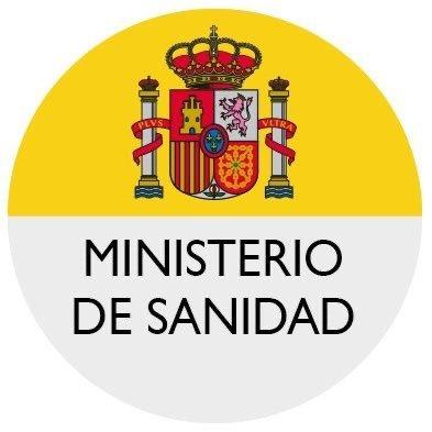 logo MINISTERIO DE SANIDAD (ESPAÑA)