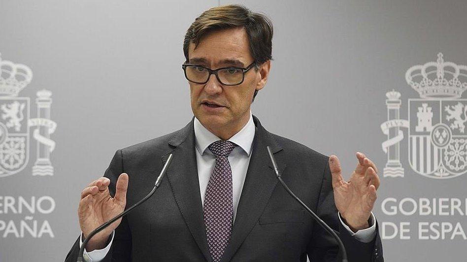 Salvador Illa (Ministro de Sanidad)