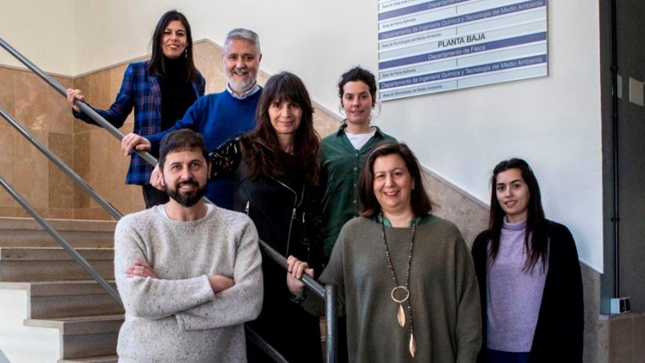 investigadores Universidad de Oviedo