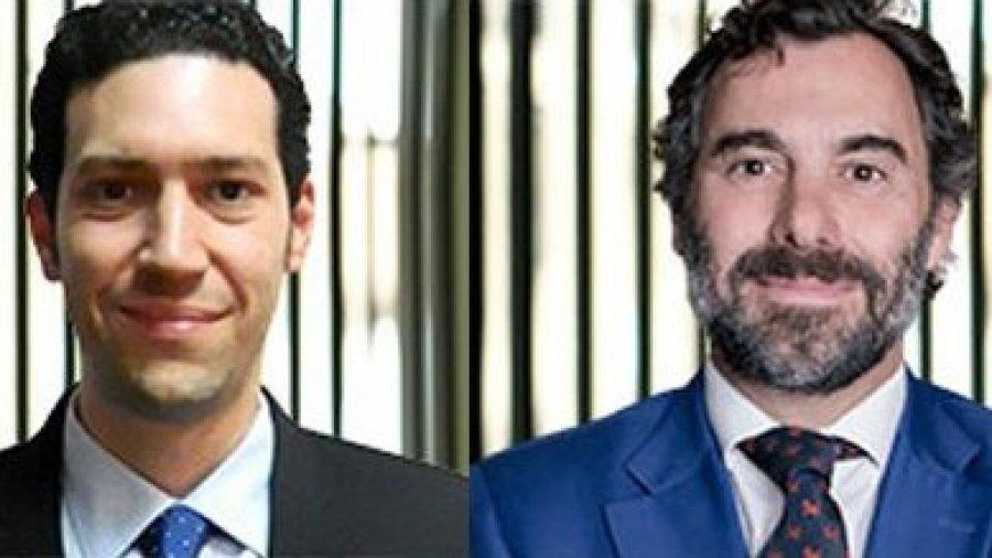 Alejandro Negro y Marcos González Despacho de Abogados Cuatrecasas