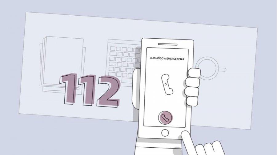 llamar-112