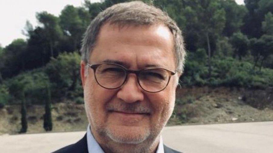 Jorge Beleta, director de Relaciones institucionales de I+D en Almirall