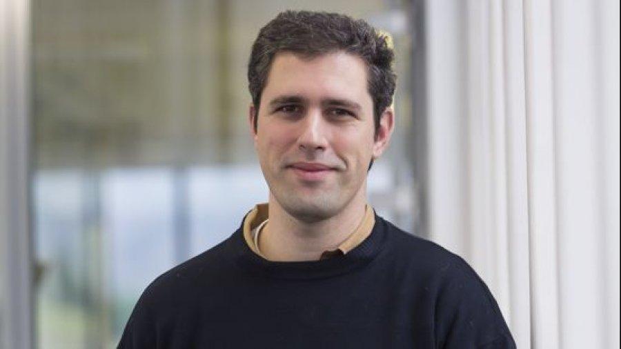 Iván María Oliver, director de eSalud y Aplicaciones Biomédicas de Vicomtech