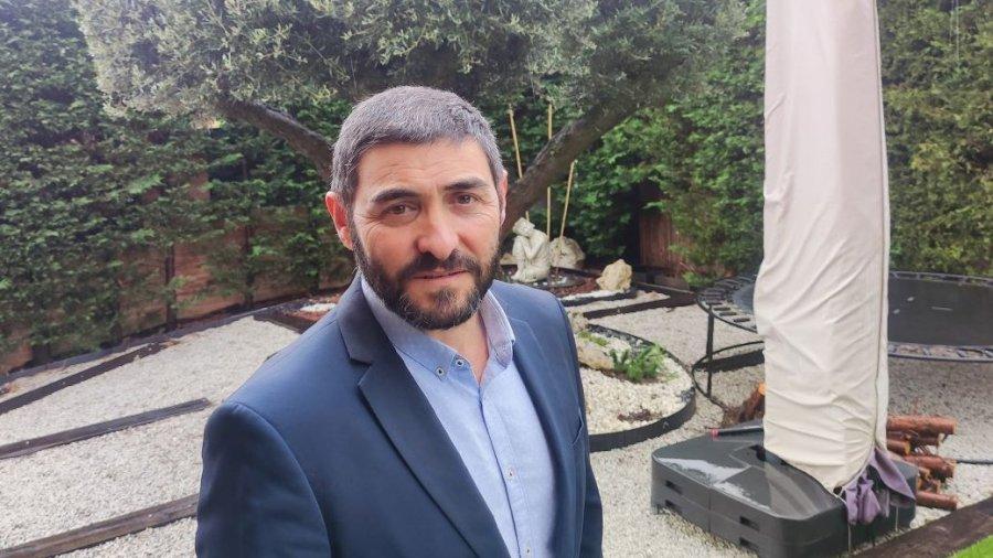 Virginio Muñoz, director de Desarrollo de Negocio en Open-Ideas.