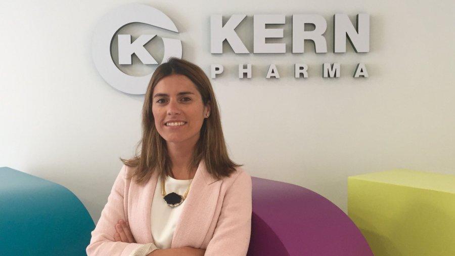 Leticia Zapater, marketing manager de Kern Pharma.
