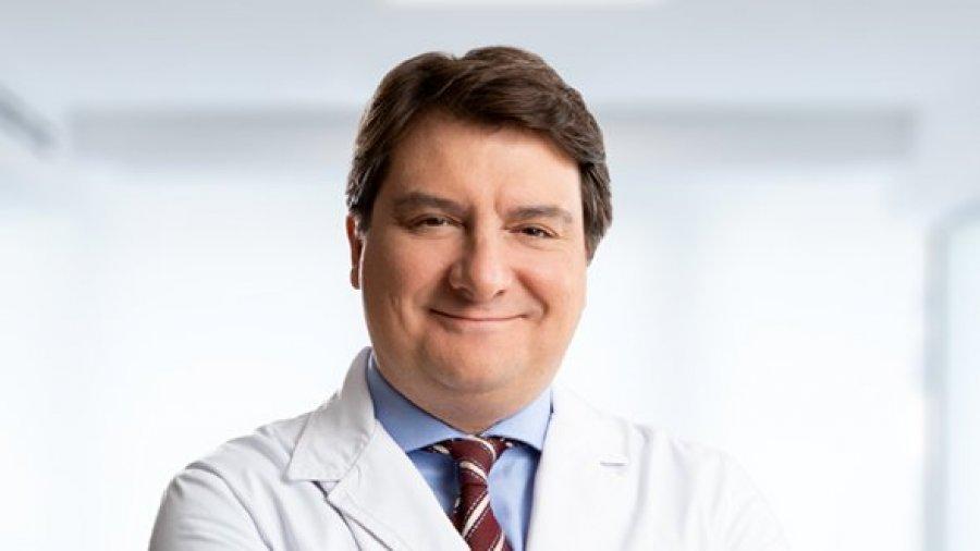 Dr. Pedro Royo, ginecólogo de IVI Pamplona.