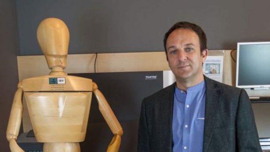 Carlos M. Atienza Vicente, director del Área de Mercado de Salud del Instituto de Biomecánica (IBV).