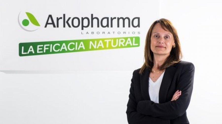 María Luz García, directora de Comunicación de Arkopharma y farmacéutica.