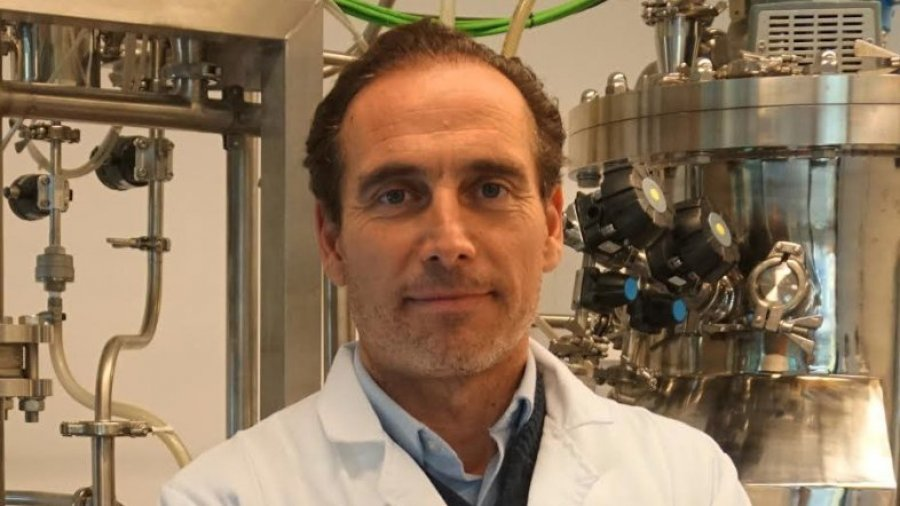 Dr. Esteban Sinde, director de I+D+i de Hifas da Terra