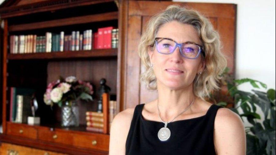 Paloma Casado, responsable de Humanización del Hospital Clínico San Carlos de Madrid