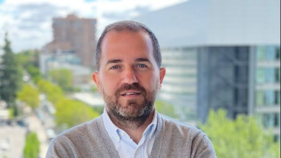 Gonzalo Zárate, Director Médico de Danone Specialized Nutrition en España