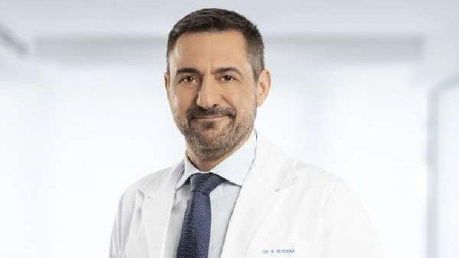 Doctor Antonio Requena, especialista en medicina reproductiva en IVI