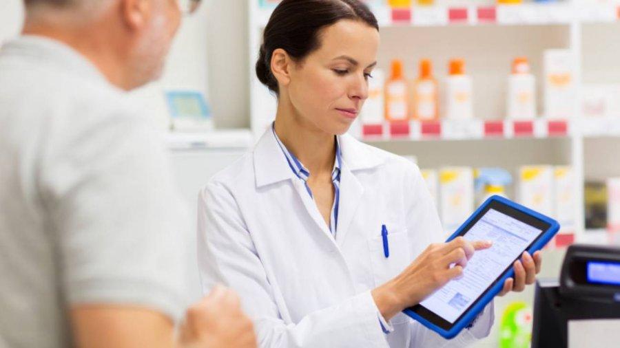 Digitalización farmacias