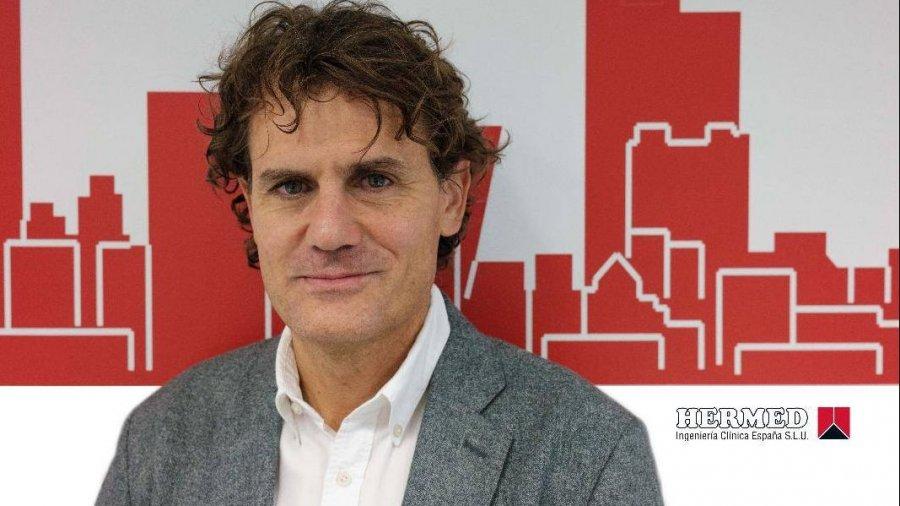 Luis Domingo, director técnico de HERMED