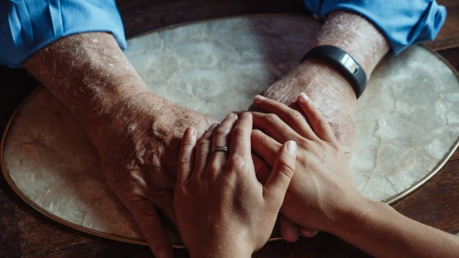 Día Mundial de Alzheimer.