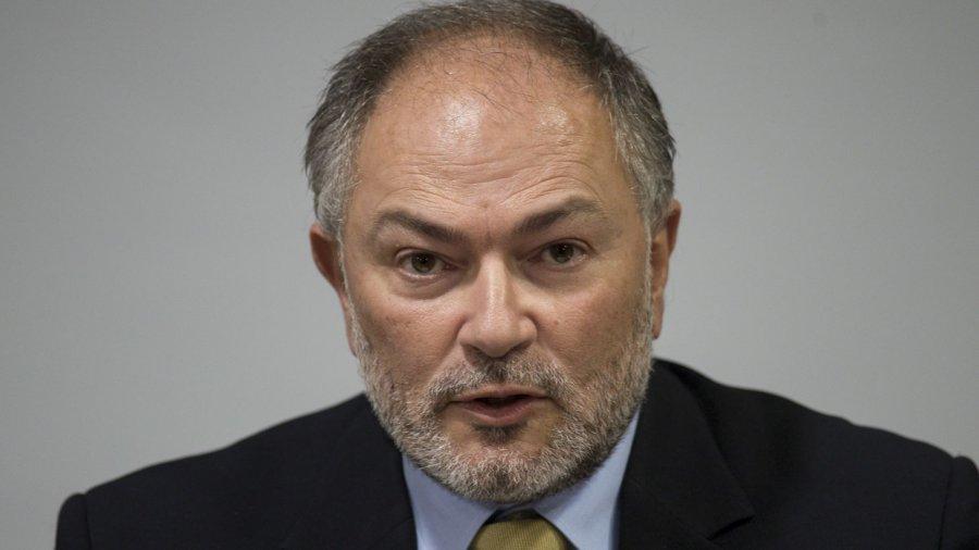 Vicente J. Álvarez, actual vicepresidente del Colegio Oficial de Farmacéuticos de Ourense.