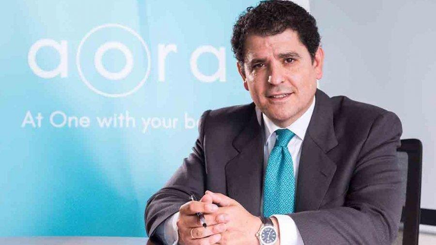 Gonzalo Peñaranda, CEO de AORA Health