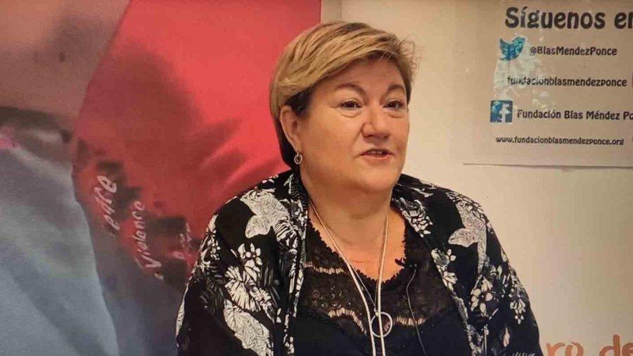 Milagros PonceMilagros Ponce, presidenta de la Fundación Blas Méndez Ponce