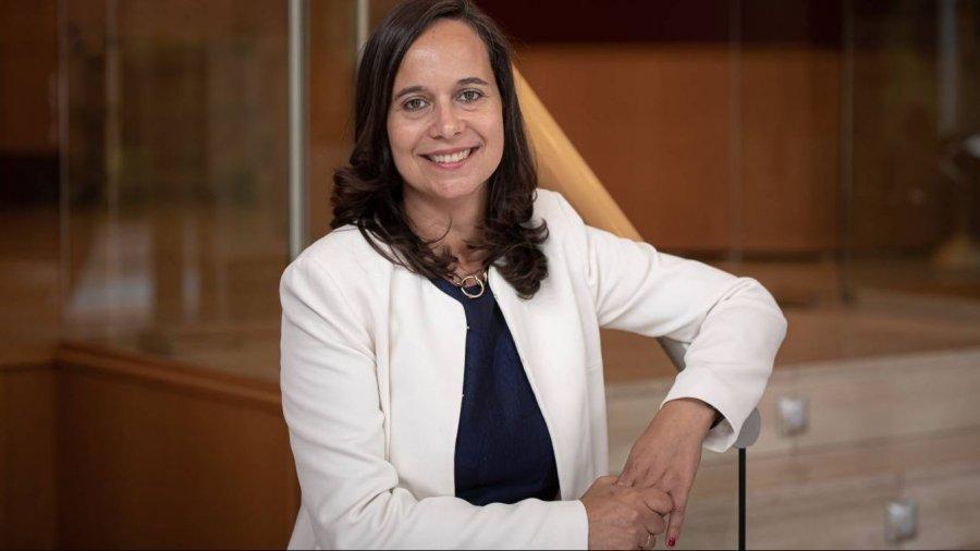 Ana Martins, directora general de Grünenthal Pharma para España y Portugal.