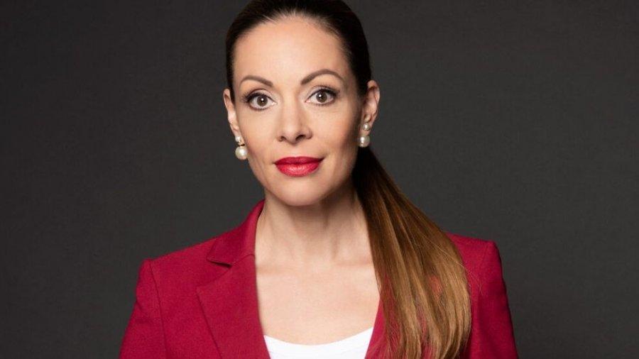 Rebecca Guntern, directora de Sandoz Europa y  presidentede Medicines for Europe.