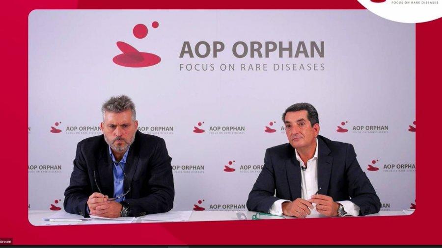Presentación de AOP Orphan