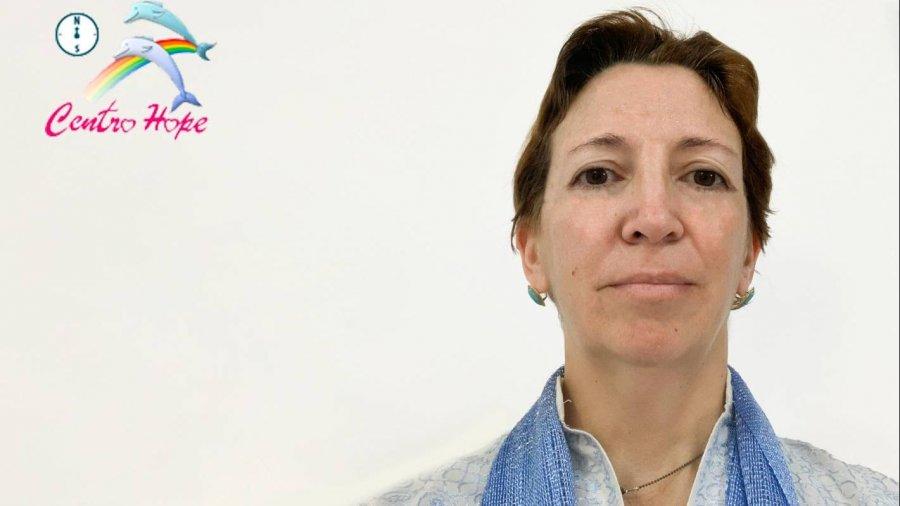 María Fernández, psiquiatra y psicoterapeuta del Centro Hope