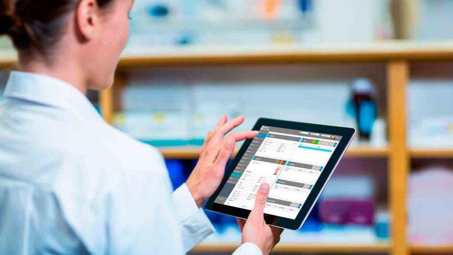 Software de gestión farmacéutica AMCO