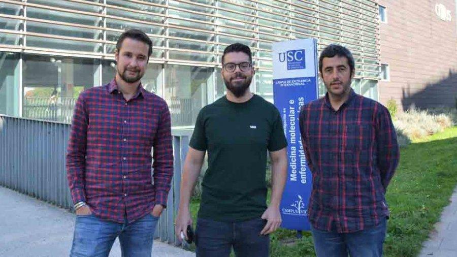 Investigadores del CiMUS de la USC y del IDIS