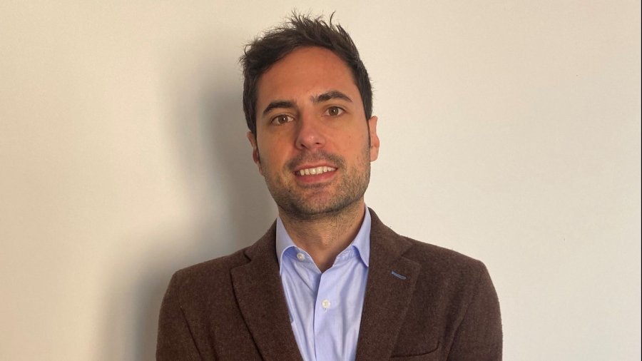 Jorge Lázaro, vicepresidente de OESP
