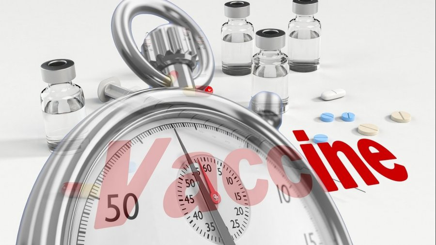 Campaña de vacunación gripe.